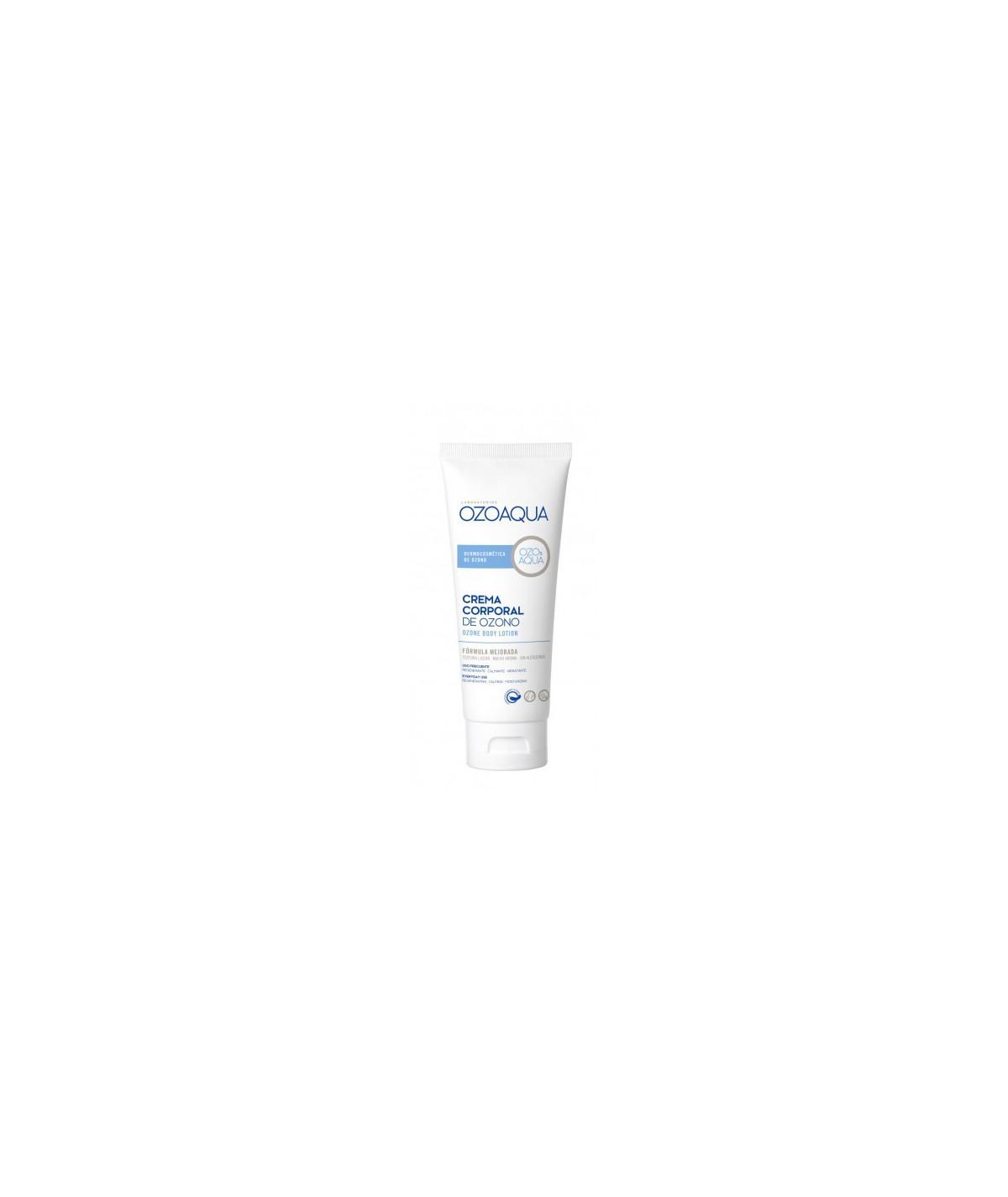 Ozoaqua crema corporal 200ml