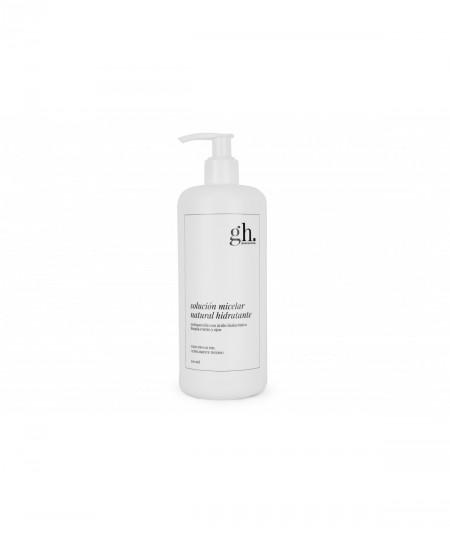 GH Solución Micelar natural hidratante 500 mL
