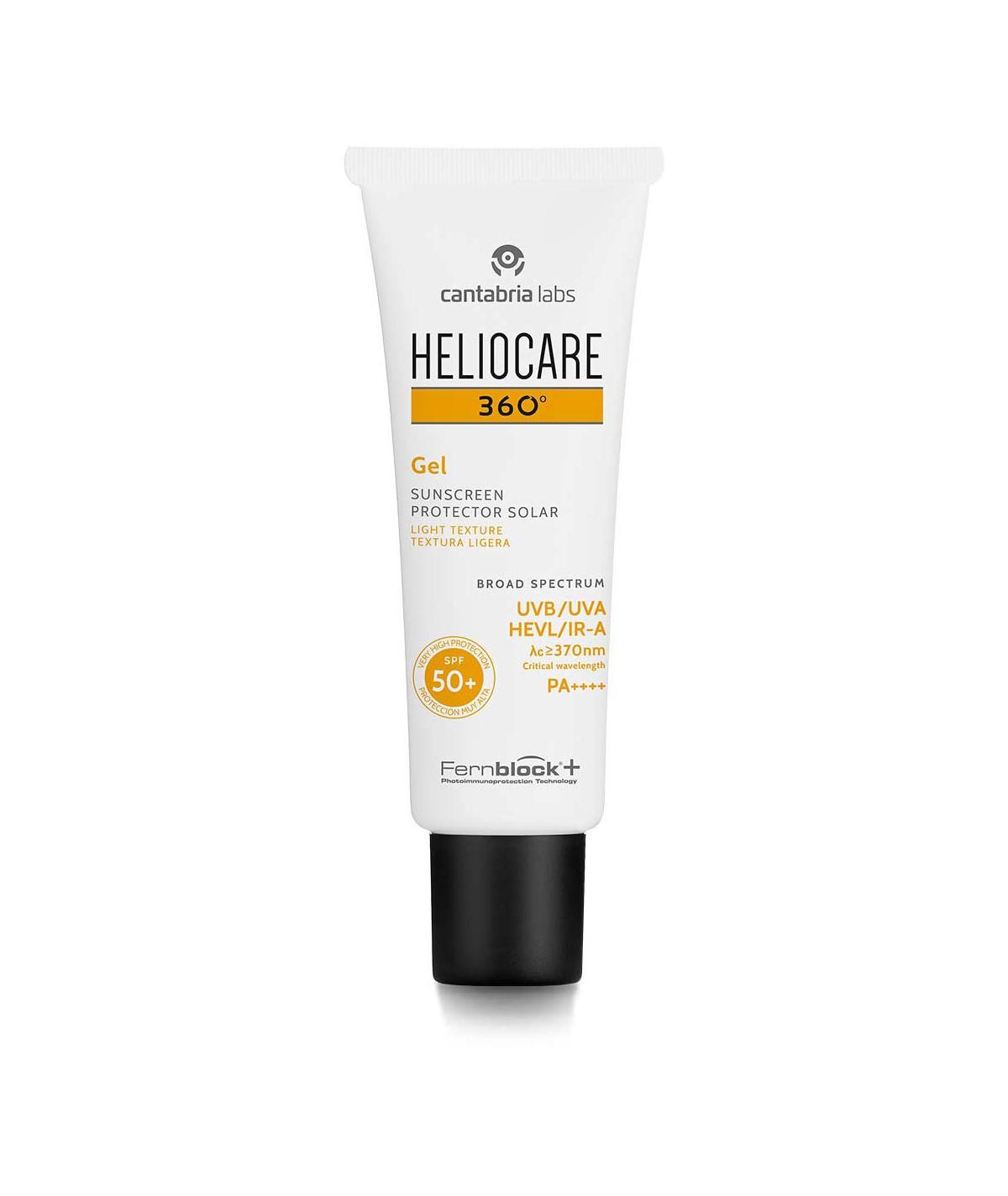 Heliocare Gel Facial SPF 50+ 50ml