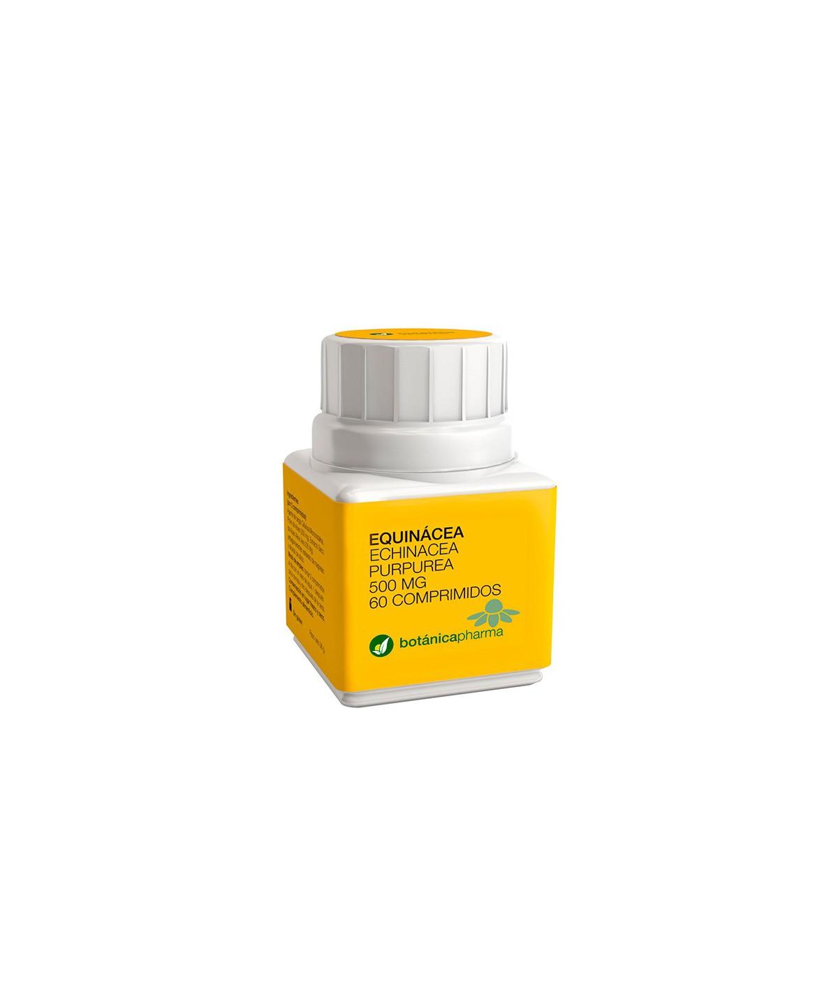 Equinácea 500 mg 60 comp Botanicapharma