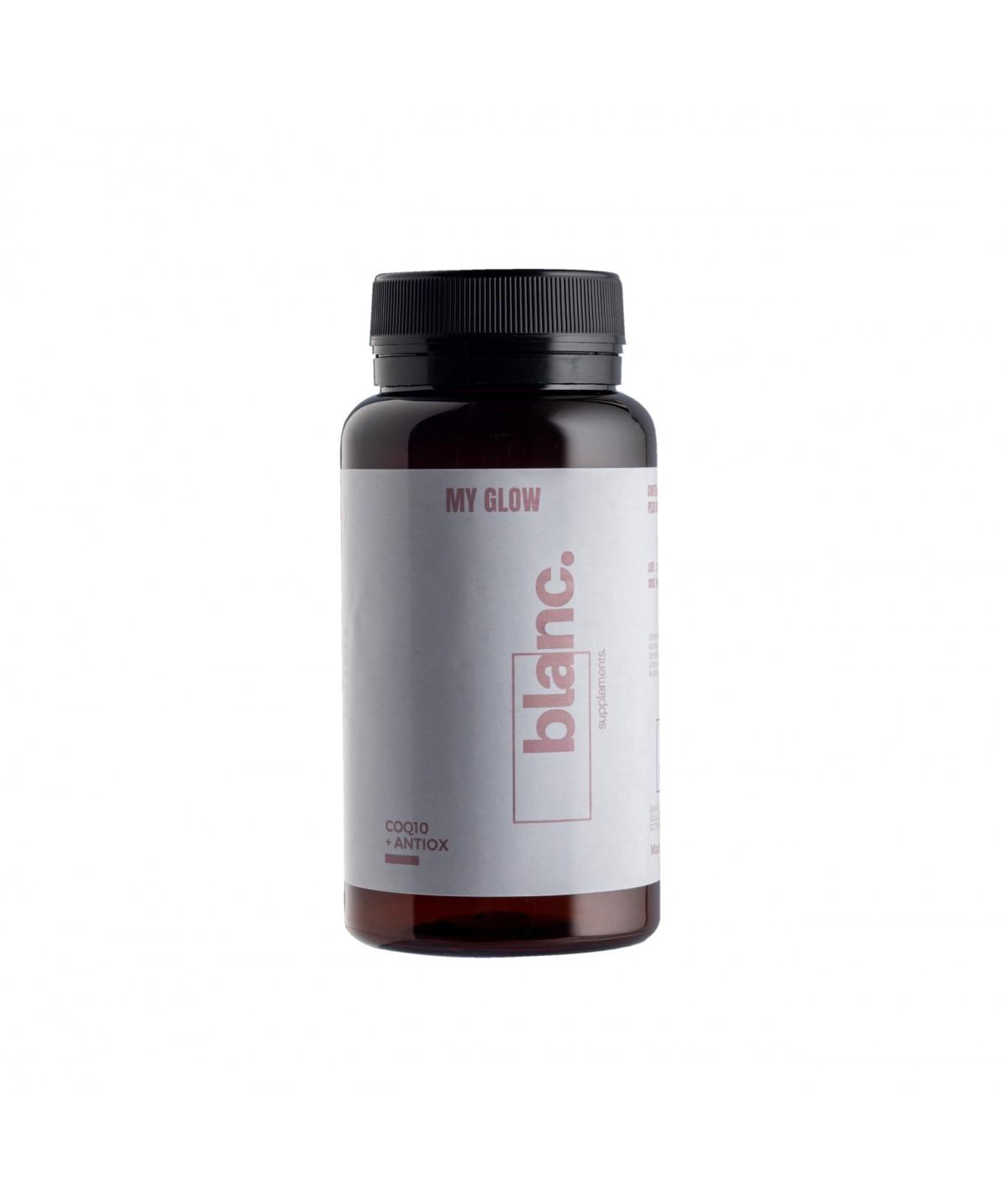 Blanc Supplements MY GLOW Coq10 + Antiox 30 Cápsulas