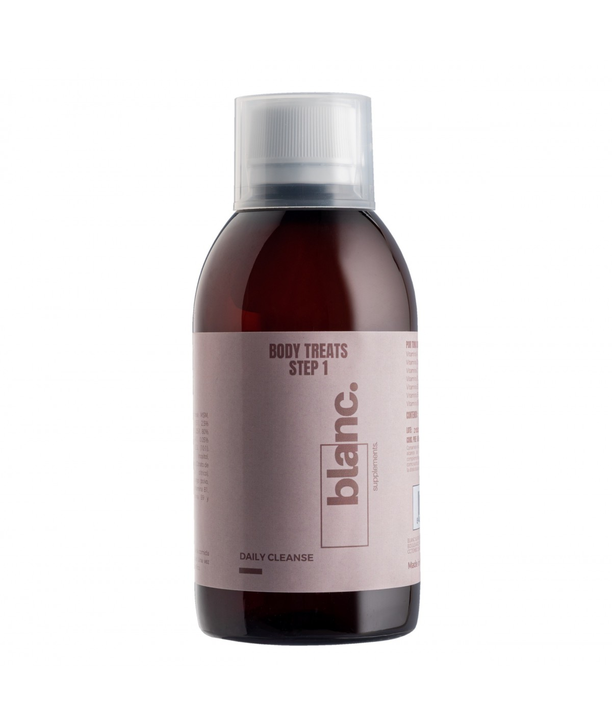 BODY TREATS STEP 1. Daily Cleanse 250 ml