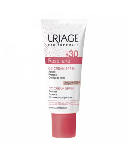 Uriage Roséliane CC Cream Color SPF30