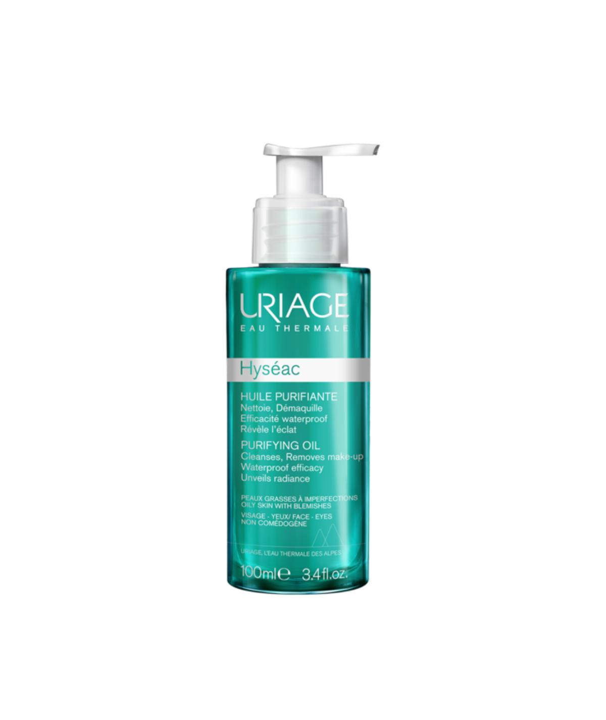 Uriage Hyseac Aceite limpiador piel grasa 100ml