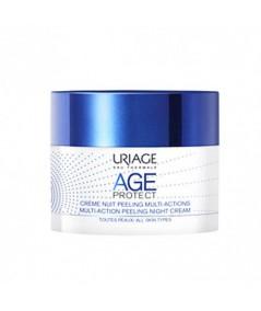 Uriage Crema Age Protect Peeling Multiacción