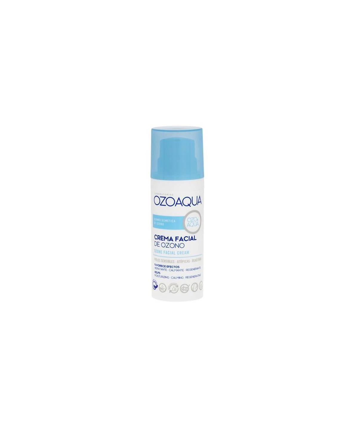 Crema facial Ozono 50ml