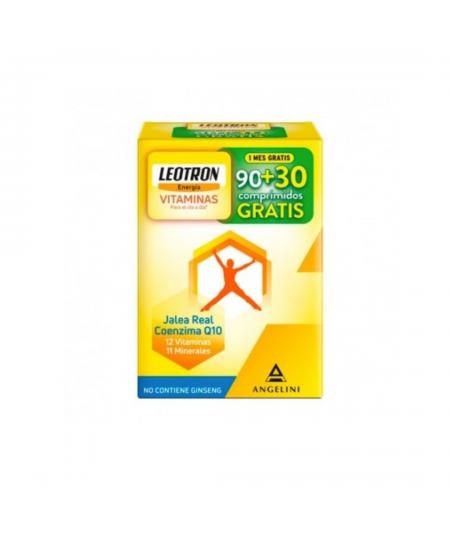 Leotron Vitamina Pack PROMO 90 + 30 comprimidos