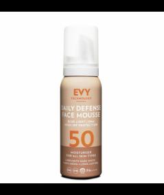 Evy Facial Daily Defense Mousee SPF50