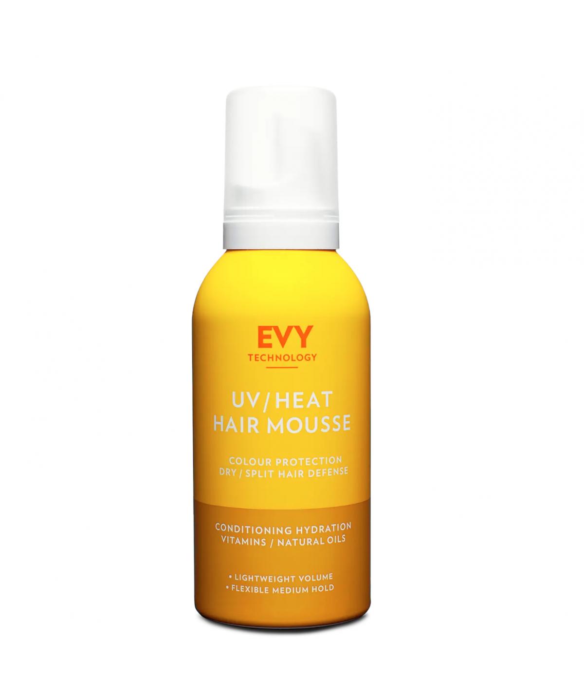 Evy Protector Capilar Solar/Calor Hair Mousse